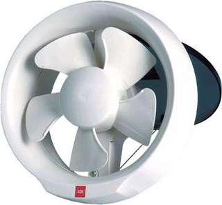 Ventilation fan for toilet