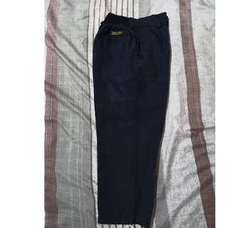 Navy Blue Slacks for School