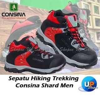 Sepatu Hiking Trekking Consina Shard Man