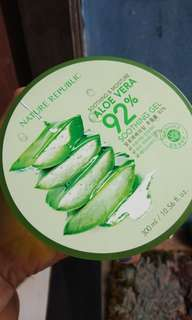 NATURE REPUBLIK ALOE VERA 92%
