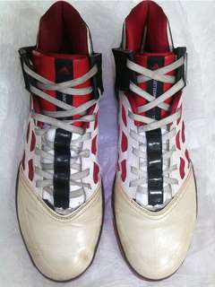 Sepatu Basket Adidas adizero size 45