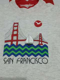 Vintage San Francisco Shiry