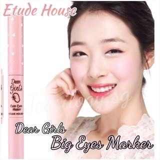*60% OFF CLEARANCE* EtudeHouse Dear Girls Big Eye Maker / Étude House Big Eyes Maker / Eye Enhancing