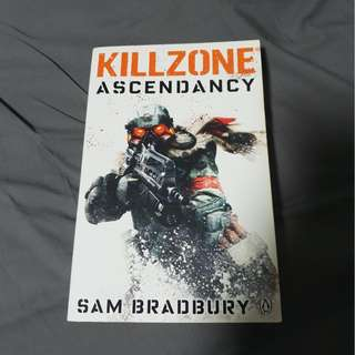 Killzone Ascendency Novel