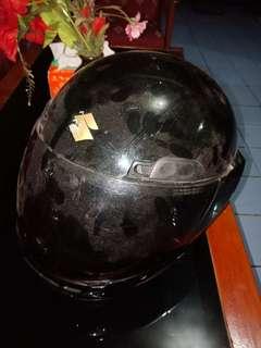 Helm Night Rider Suzuki