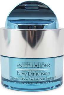 Estee Lauder New Dimension Tighten + Tone Neck/Chest Treatment, 1.7 Ounce