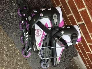 Roller skates size 6-7