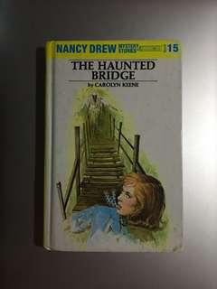 Nancy Drew, The Haunted Bridge (Carolyn Keene)