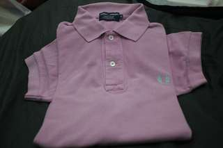 Authentic polo shirt fred Perry made in japan