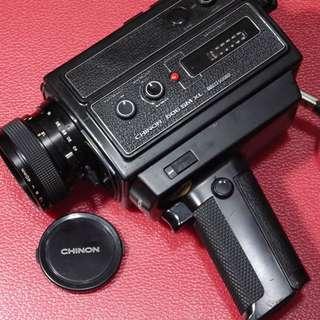 CHINON 506 SM XL 8釐米撮影機