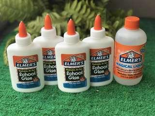 Elmer's Activator & School Glue