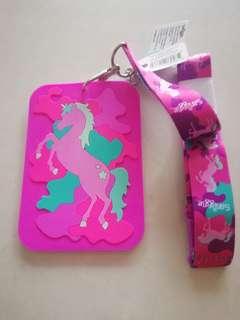 Smiggle unicorn lanyard rm29 NEW