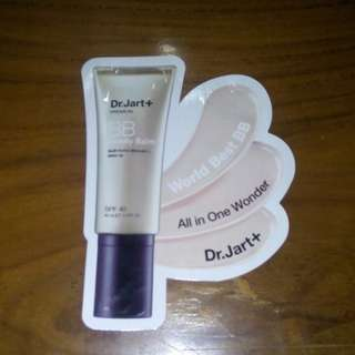 Dr. Jart+ Beauty Balm Spf 40 PA++ sample 1ml