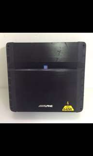 Alpine PMX-F640 4 channel Amplifier Max 640watt