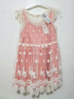 Authentic Guess Lace Dress
