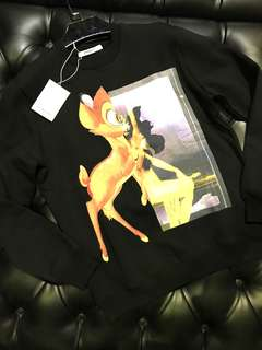 🆕 Authentic GIVENCHY BAMBI Sweater, New Arrival!!