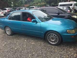 Jual Mobil Corolla Great