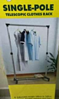 Rack baju / garment / penyankut baju