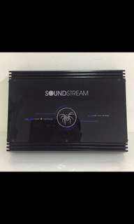 SOUNDSTREAM | L4.240 Lil Wonder Series 240w 4-Channel Amp Class A/B.