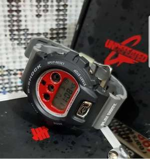 GSHOCK COLLABS X UNDEFEATED ORIGINAL