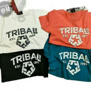 TRIBAL ORIGINAL EXCESS BRANDED OVERRUNS TEES FOR HER