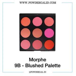 Morphe 9B Blushed Pallete