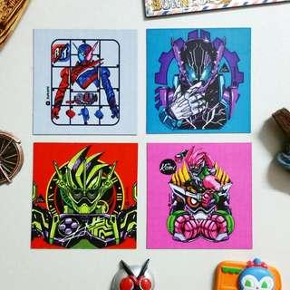 Kamen Rider Fridge Magnets