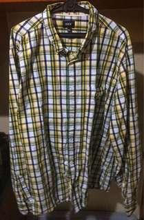 Polo Long Sleeves (Checkered)