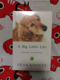 A Big Little Life by Dean Koontz