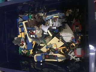 LEGO bricks lot