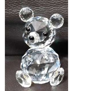Swarovski Large Bear #7637NR075