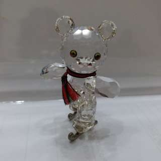 Swarovski Kris Bear on Skates #193011