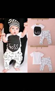 Baby top and pant size 18-24 months