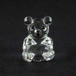 Rare Swarovski Mini Bear # 7670NR032