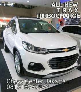 Chevrolet Trax Premier TurboCharge 2018, KREDIT MURAH NGGAK PAKAI RIBET...!!!