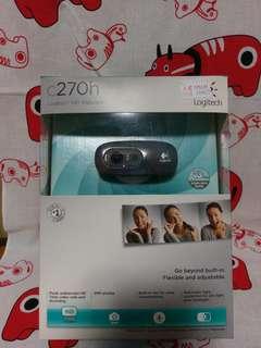 Logitech C270h Webcam