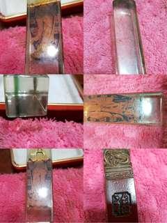 佛祖水晶印材(只賣)