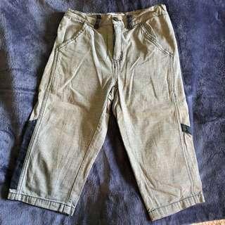 Trussardi junior 男童夏天半長褲