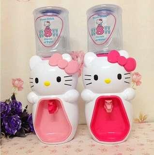 Hello kitty water dispenser 2.5L