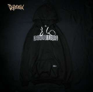 Sweater hoodie shining bright / Sweater distro