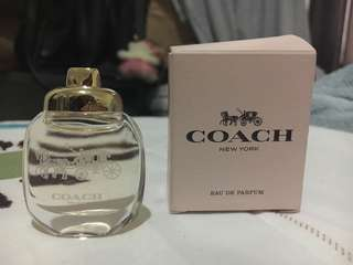 Coach Edp Miniature