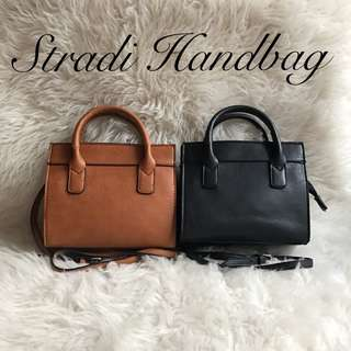 NEW STRADIVARIUS BAG import look a like foto asli