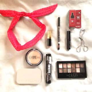 CHANEL & BOBBI BROWN MAKEUP BUNDLE