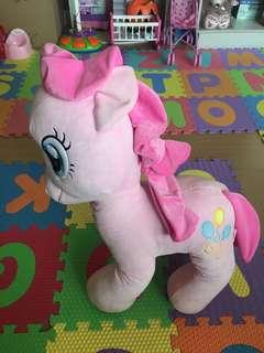 Little Pony stuffed toy