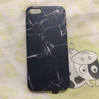 iphone 5/5s marble case