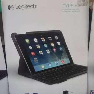 Logitech Ipad Air Bluetooth Keyboard