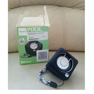 Bluetooth Speaker Philips PIX3L