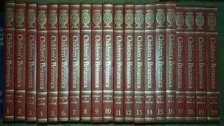 Encyclopedia Children Britannica