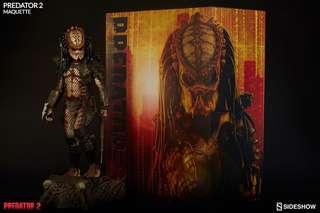 Predator 2 Maquette Exclusive Sideshow