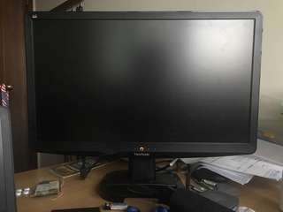 23 inch view sonic monitor
